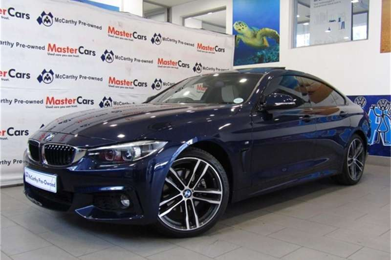 2019 BMW 4 Series 420d Gran Coupe M Sport