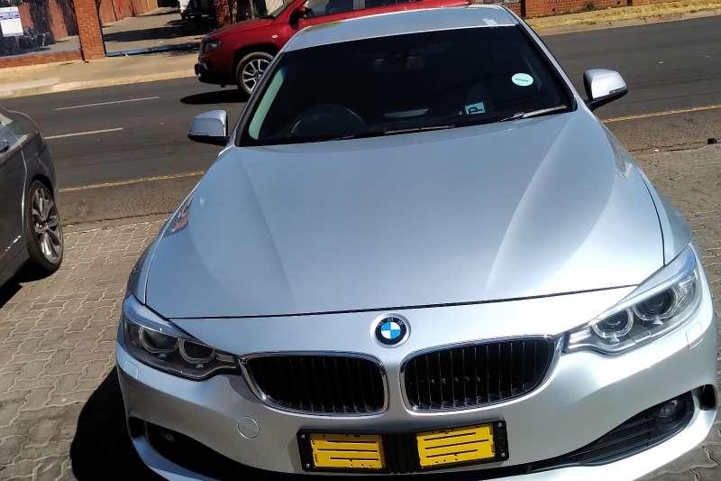 2017 BMW 4 Series 420i Gran Coupe