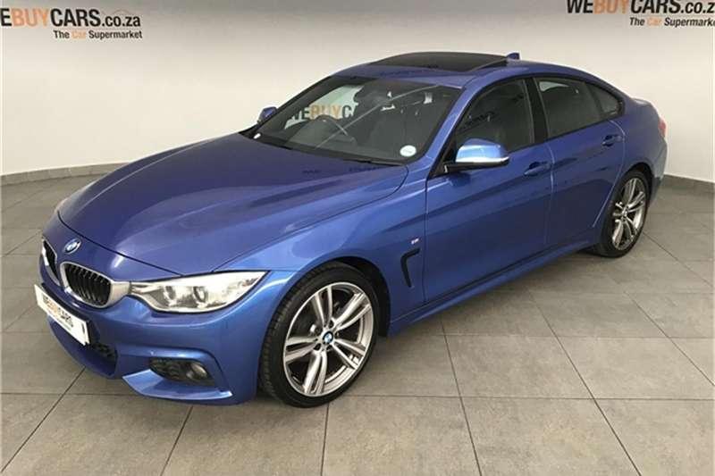 2014 BMW 4 Series 420i Gran Coupe M Sport