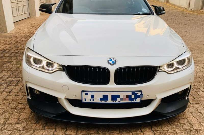 2016 BMW 4 Series 440i coupe M Sport
