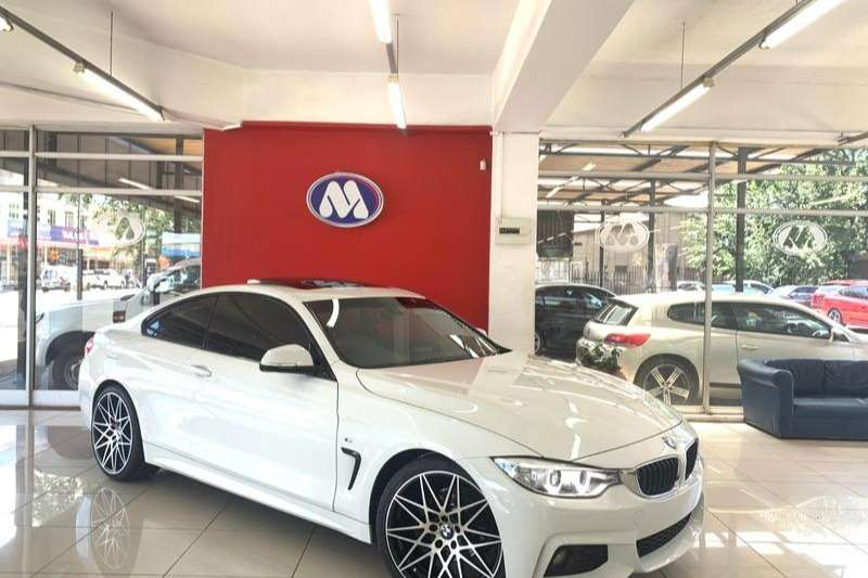 2016 BMW 4 Series 420i coupe auto