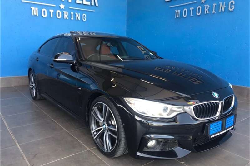 2015 BMW 4 Series 435i Gran Coupe M Sport