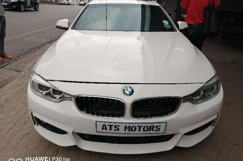 2014 BMW 4 Series 420d coupe