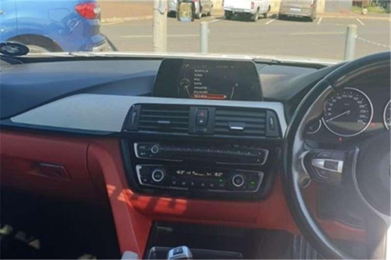2017 BMW 4 Series 420i coupe M Sport auto