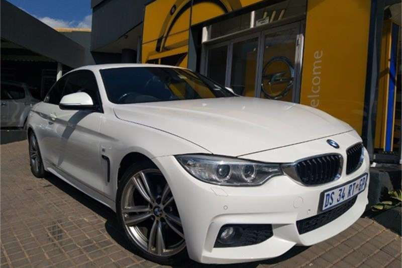 2015 BMW 4 Series 420i convertible M Sport auto