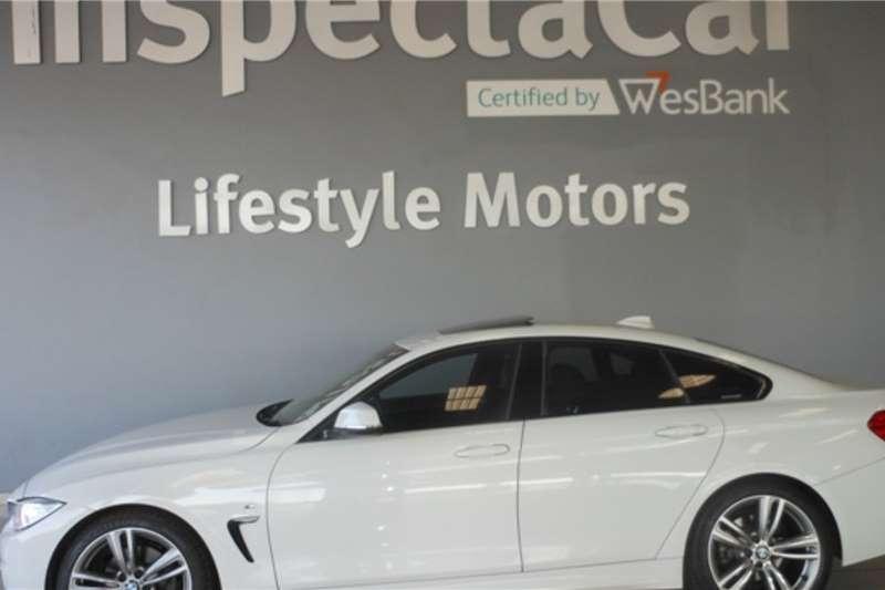 2014 BMW 4 Series 420d Gran Coupe M Sport auto