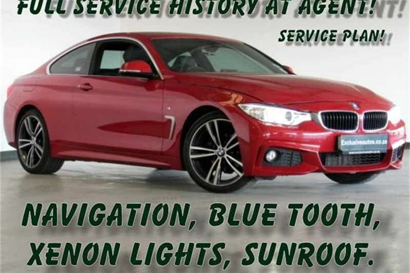BMW 420i COUPE A/T (F32) 2017