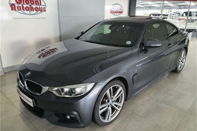 BMW 435i COUPE M SPORT A/T (F32) 2014
