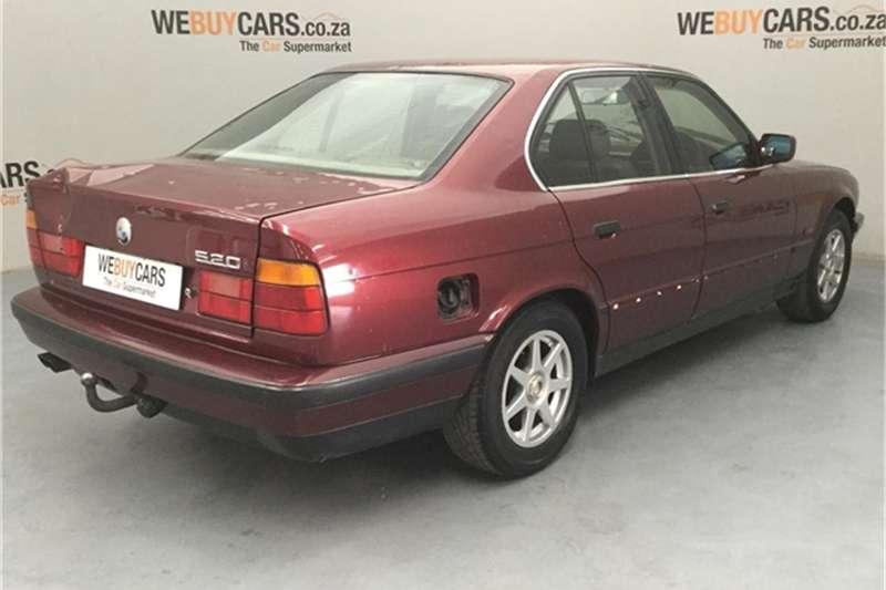 BMW 5 Series 1992