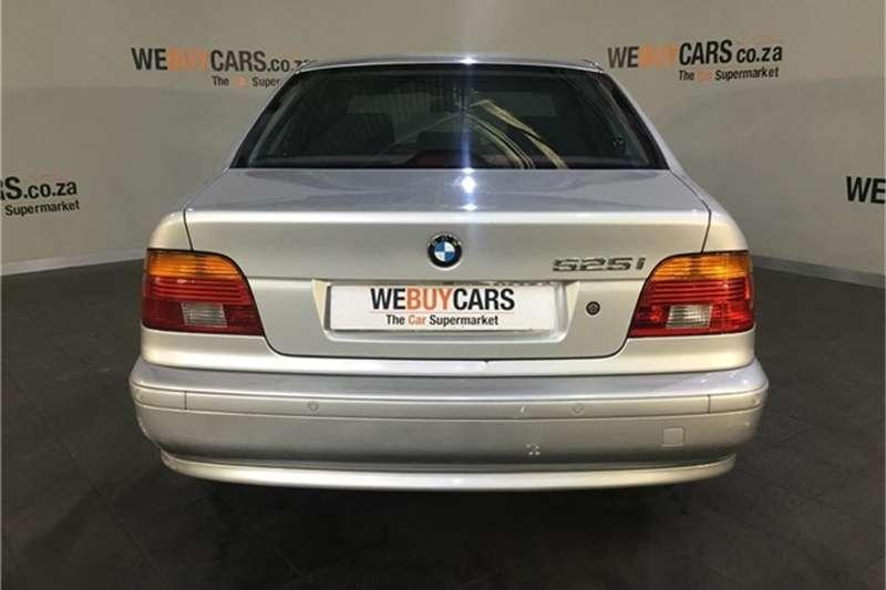 BMW 5 Series 2002