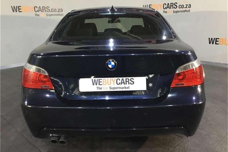 BMW 5 Series 2006