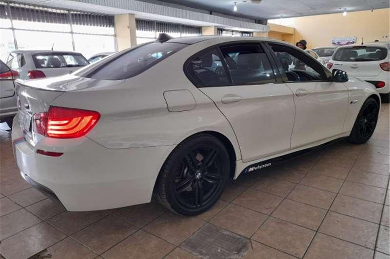 Used 2013 BMW 5 Series