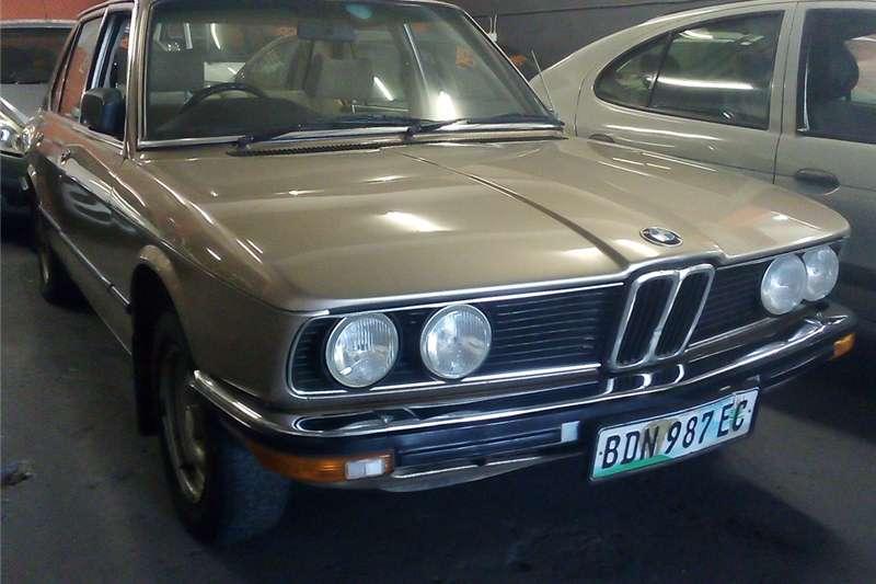 BMW 5 Series 520d 1983