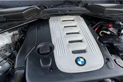 Used 2005 BMW 5 Series 520d