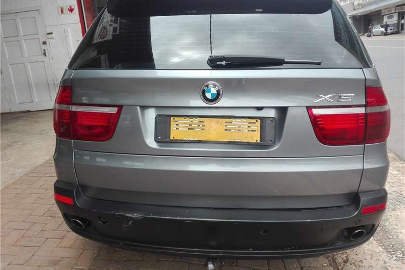 BMW 5 Series 520d 2010
