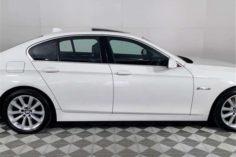 2011 BMW 5 Series 520d