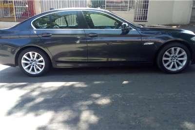 Used 2012 BMW 5 Series 520d