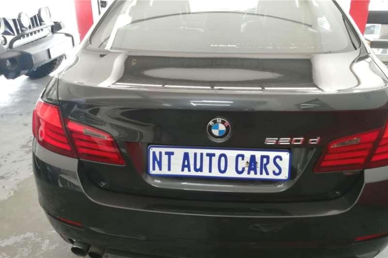 BMW 5 Series 520d 2012