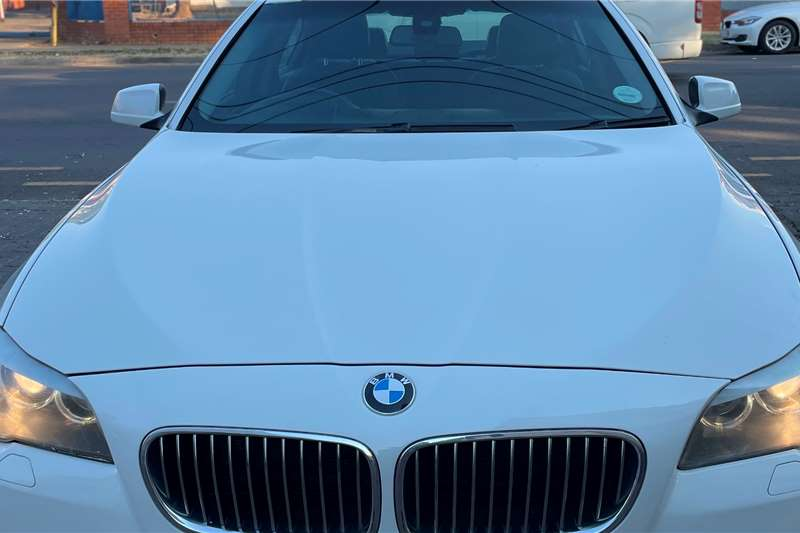 Used 2012 BMW 5 Series 520d