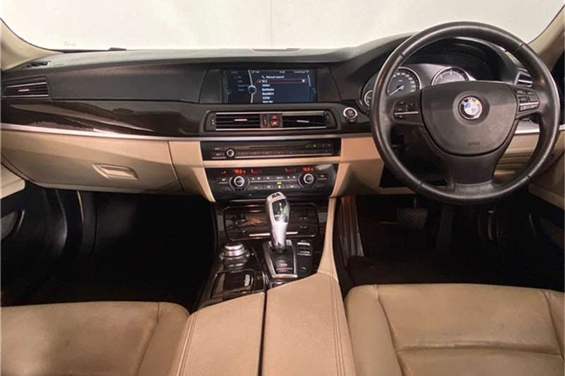 2012 BMW 5 Series 520d