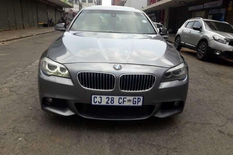 BMW 5 Series 520d 2013
