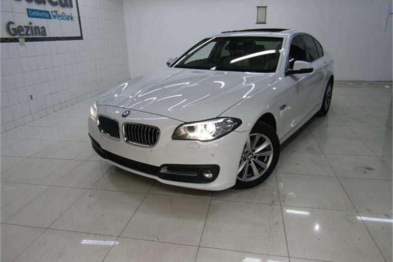 BMW 5 Series 520d 2014