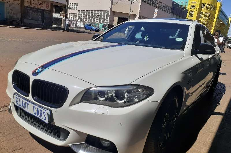 Used 2015 BMW 5 Series 520d