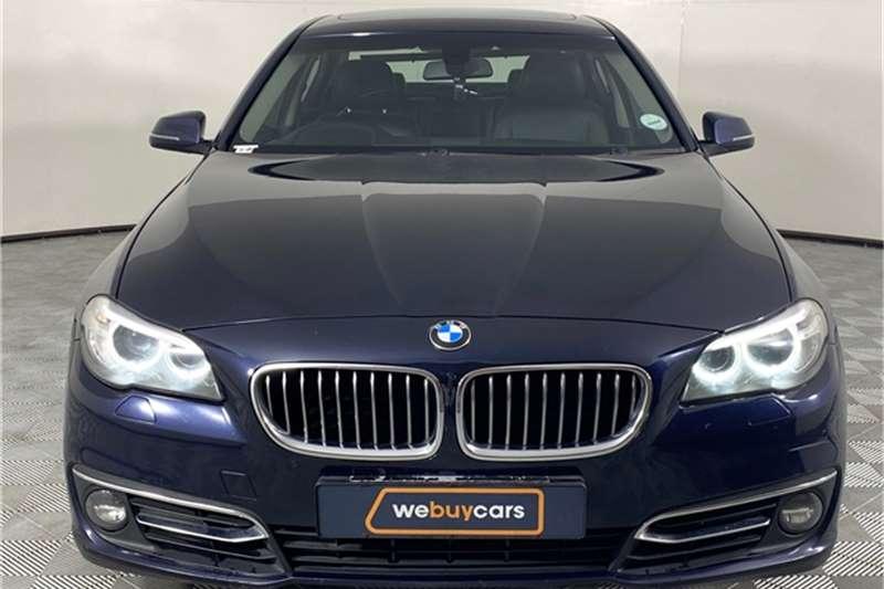 2015 BMW 5 Series 520d