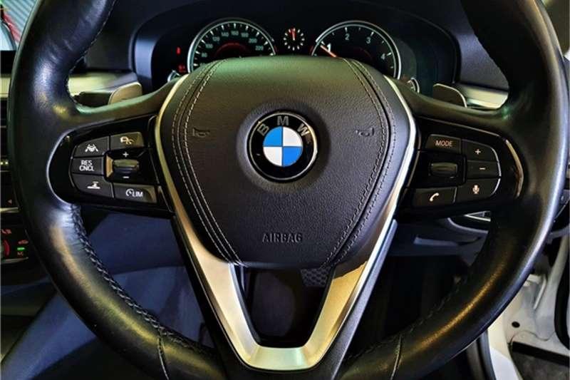 Used 2017 BMW 5 Series 520d