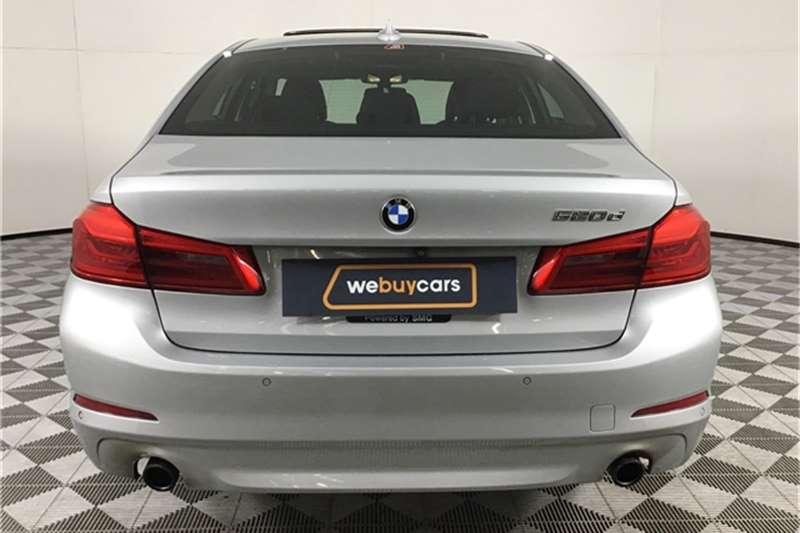 2017 BMW 5 Series 520d
