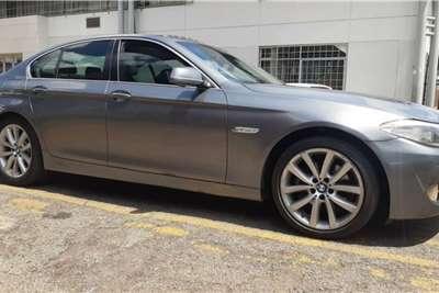 Used 2011 BMW 5 Series