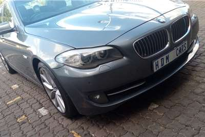Used 2011 BMW 5 Series 520d Exclusive