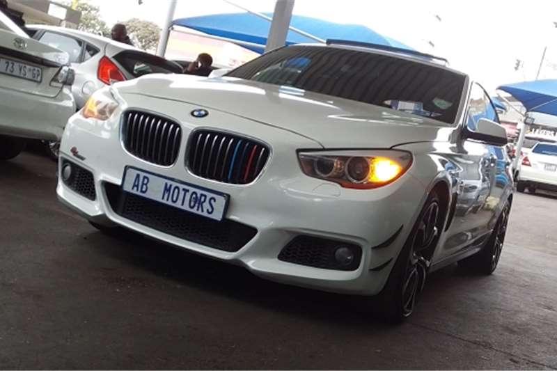 BMW 5 Series 520d Exclusive 2012