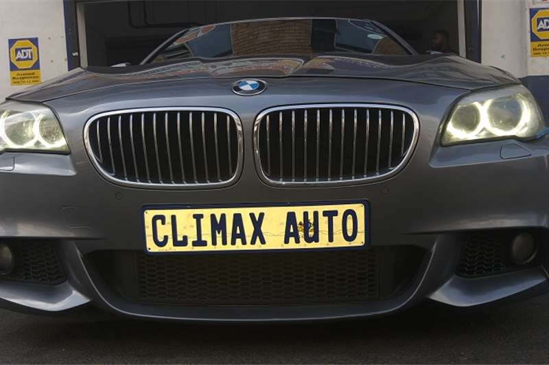 BMW 5 Series 520d Exclusive 2013