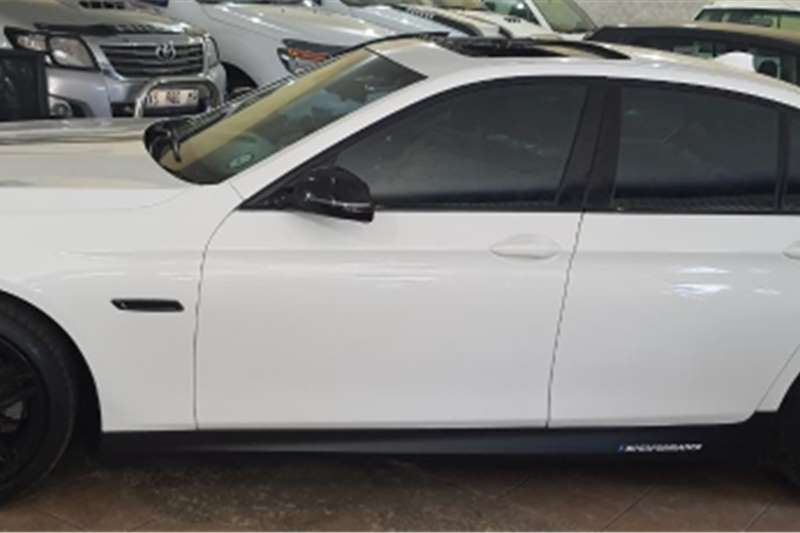 Used 2014 BMW 5 Series 520d Exclusive