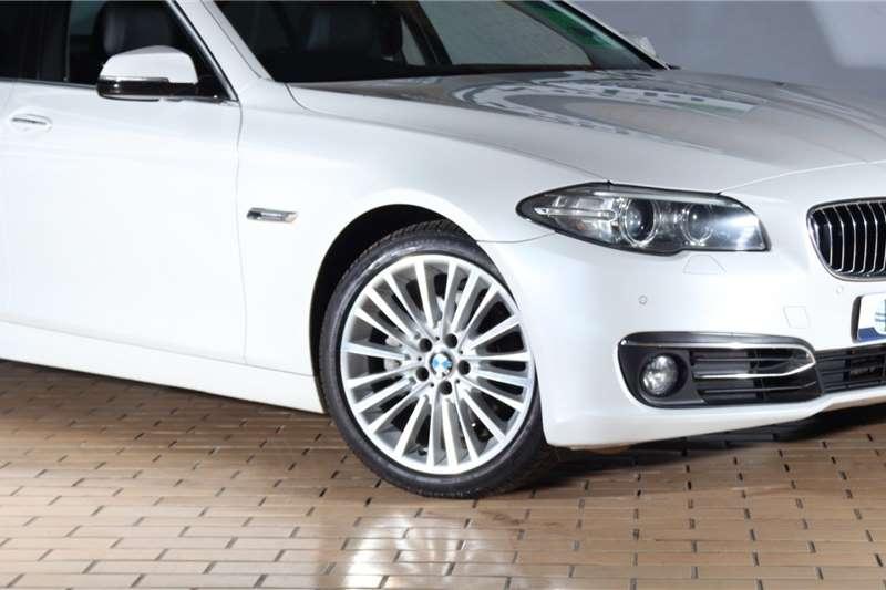 BMW 5 Series 520d Luxury 2014