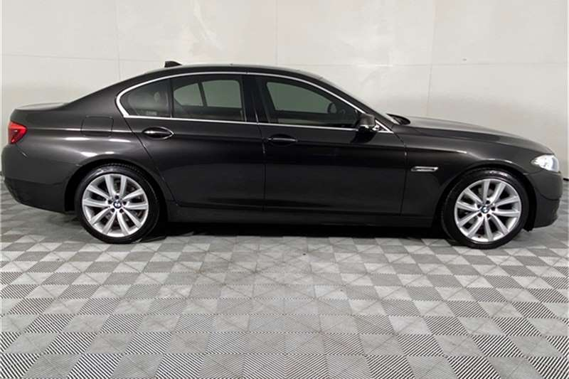 Used 2014 BMW 5 Series 520d Luxury