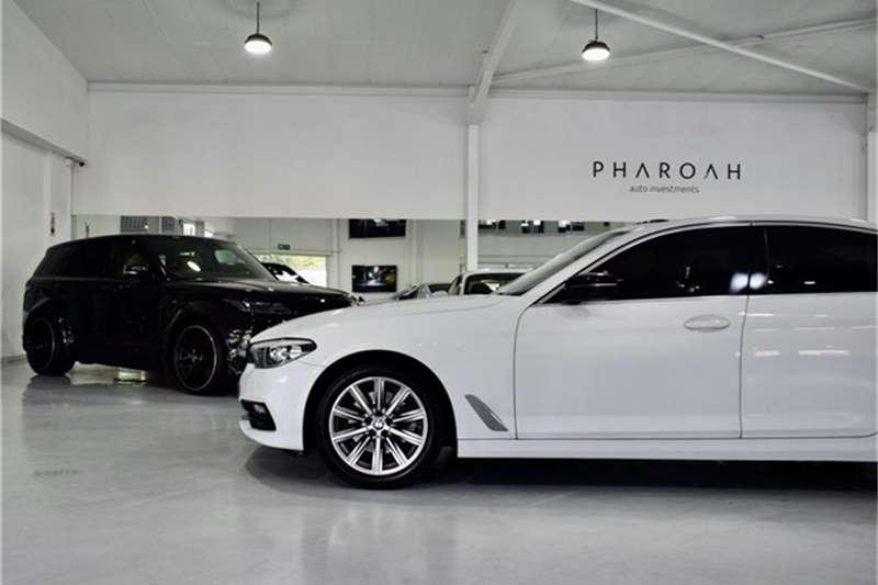BMW 5 Series 520d Luxury Line 2017