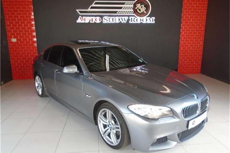 BMW 5 Series 520d M Sport 2011