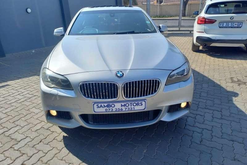 Used 2011 BMW 5 Series 520d M Sport