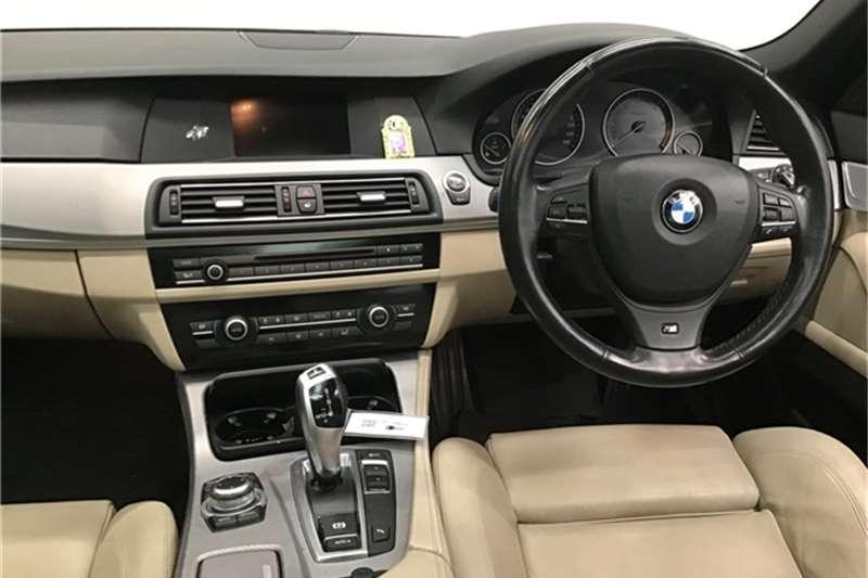 BMW 5 Series 520d M Sport 2013