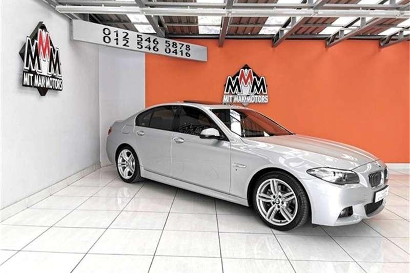 BMW 5 Series 520d M Sport 2014