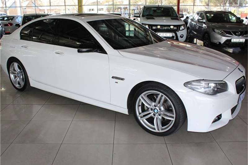 BMW 5 Series 520d M Sport 2015