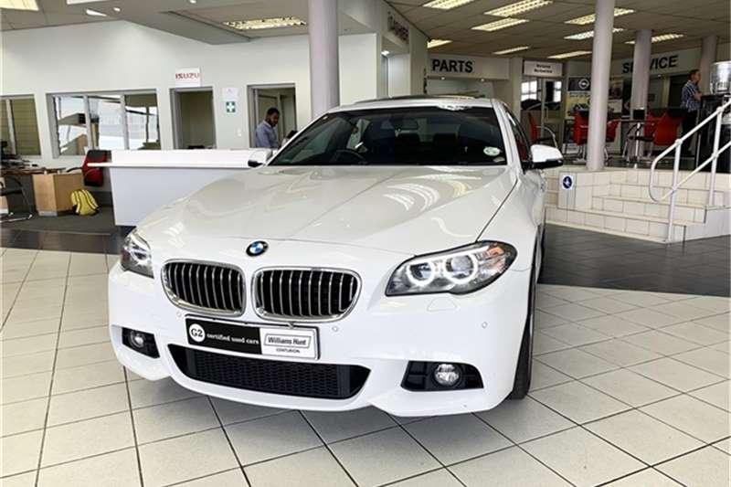 BMW 5 Series 520d M Sport 2016
