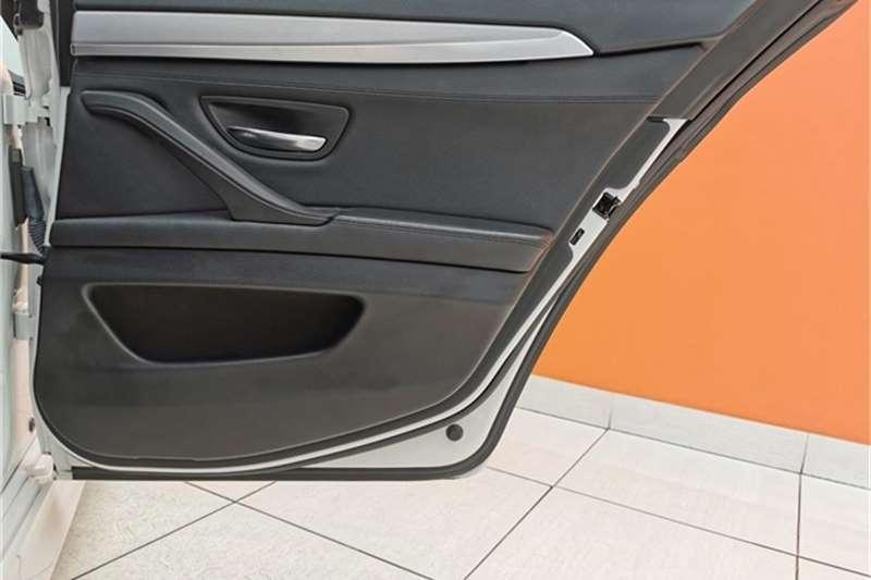 Used 2016 BMW 5 Series 520d M Sport