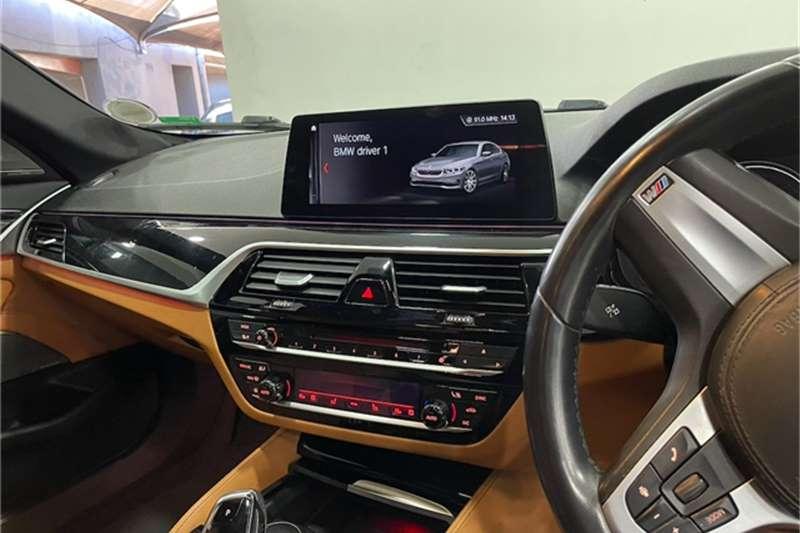 Used 2017 BMW 5 Series