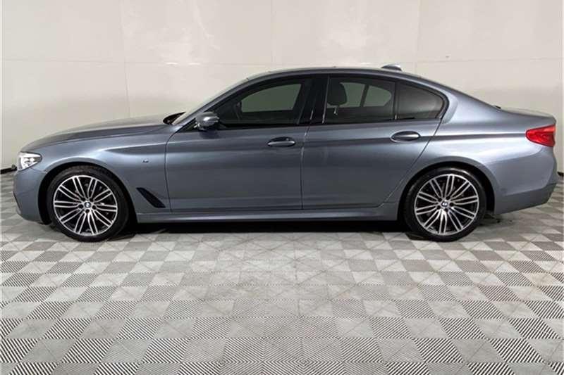 Used 2017 BMW 5 Series 520d M Sport