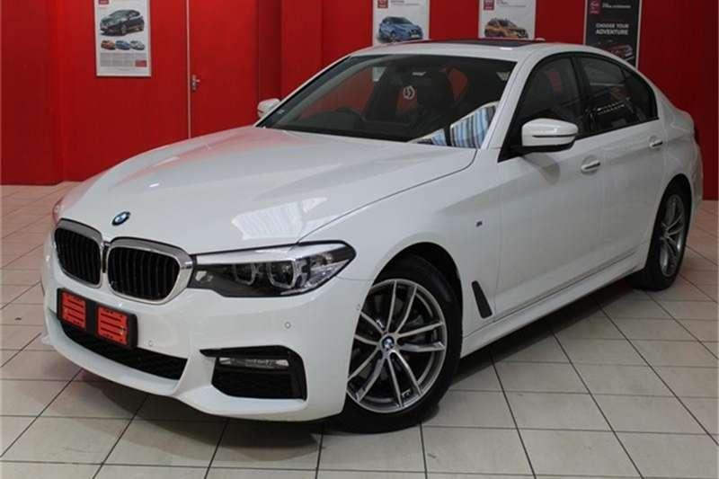 BMW 5 Series 520d M Sport 2018