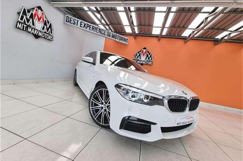 Used 2020 BMW 5 Series 520d M Sport