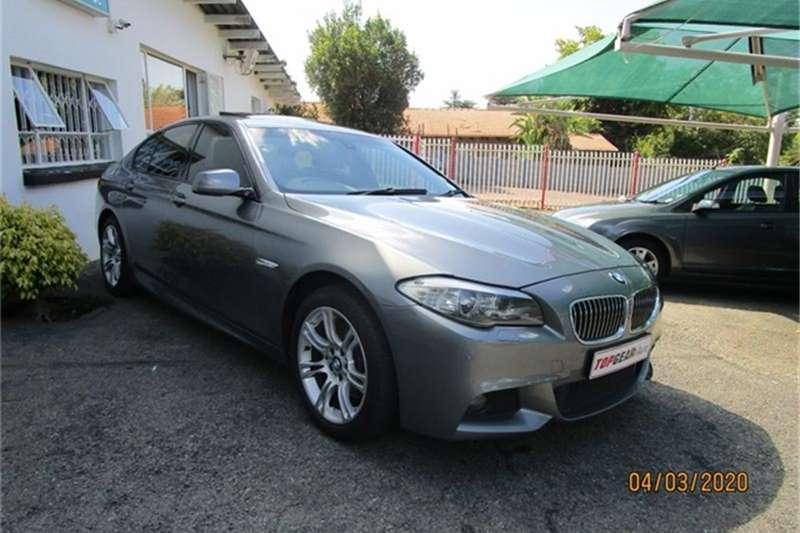 BMW 5 Series 520d M Sport Auto 2013